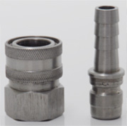 Quick Release Couplings - Straight Through