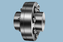 Flexible Pin Bush Coupling